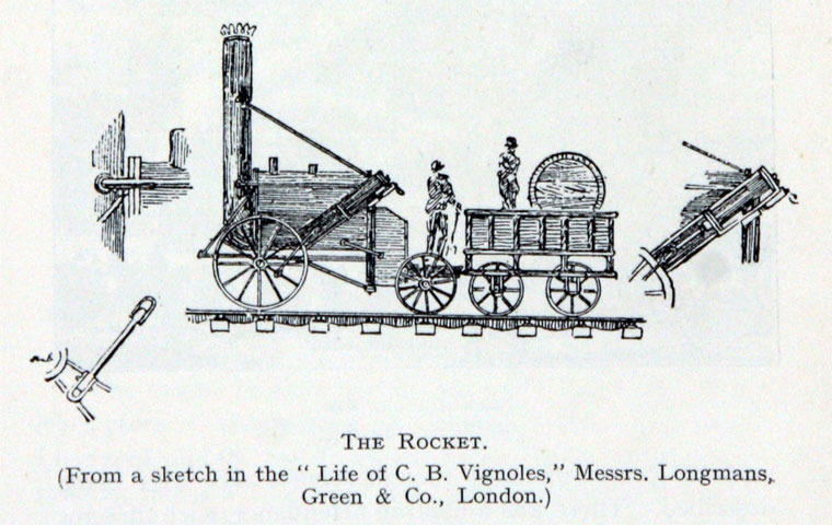 Robert Stephenson and Co: Rocket - Graces Guide