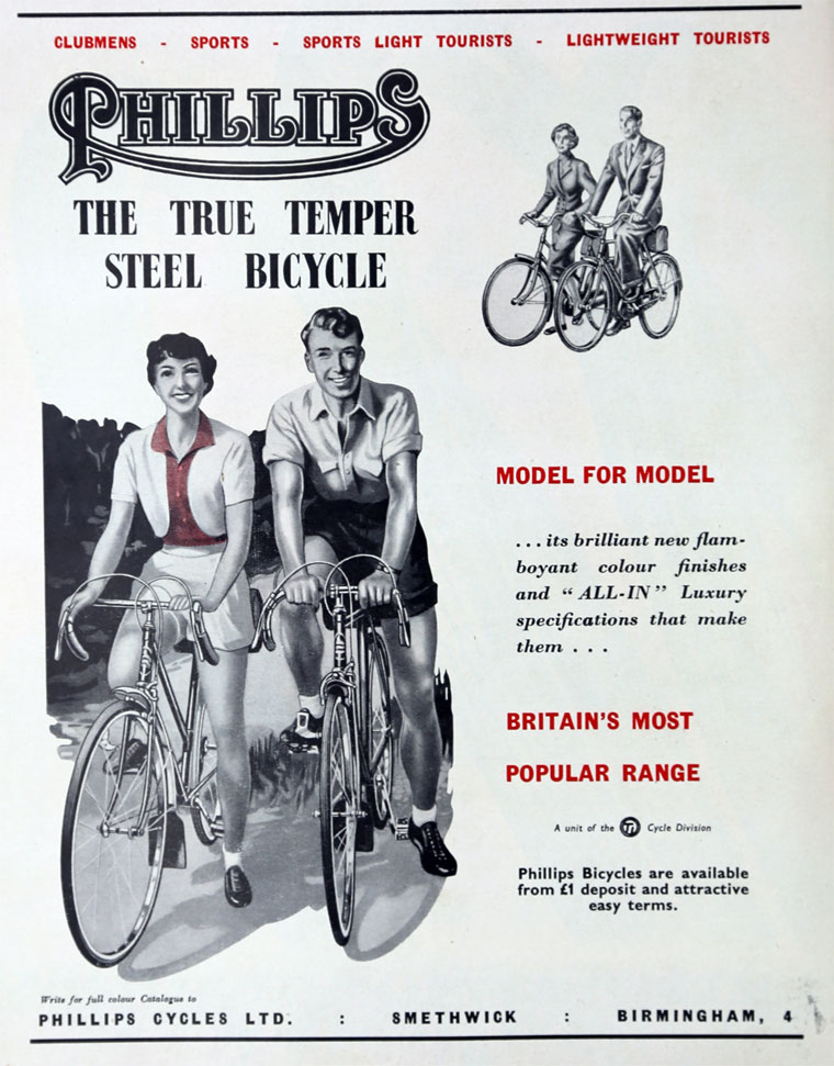 phillips bicycle serial number guide