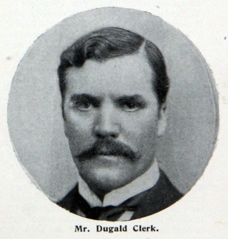 dugald clerk