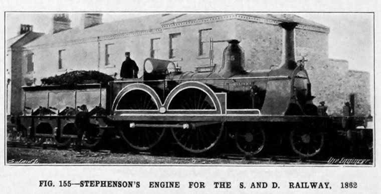 National Railway Museum threatened with 'world of pain' over plan to move Locomotion No 1