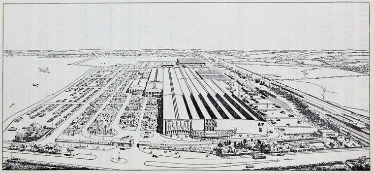 1957 British Industries Fair