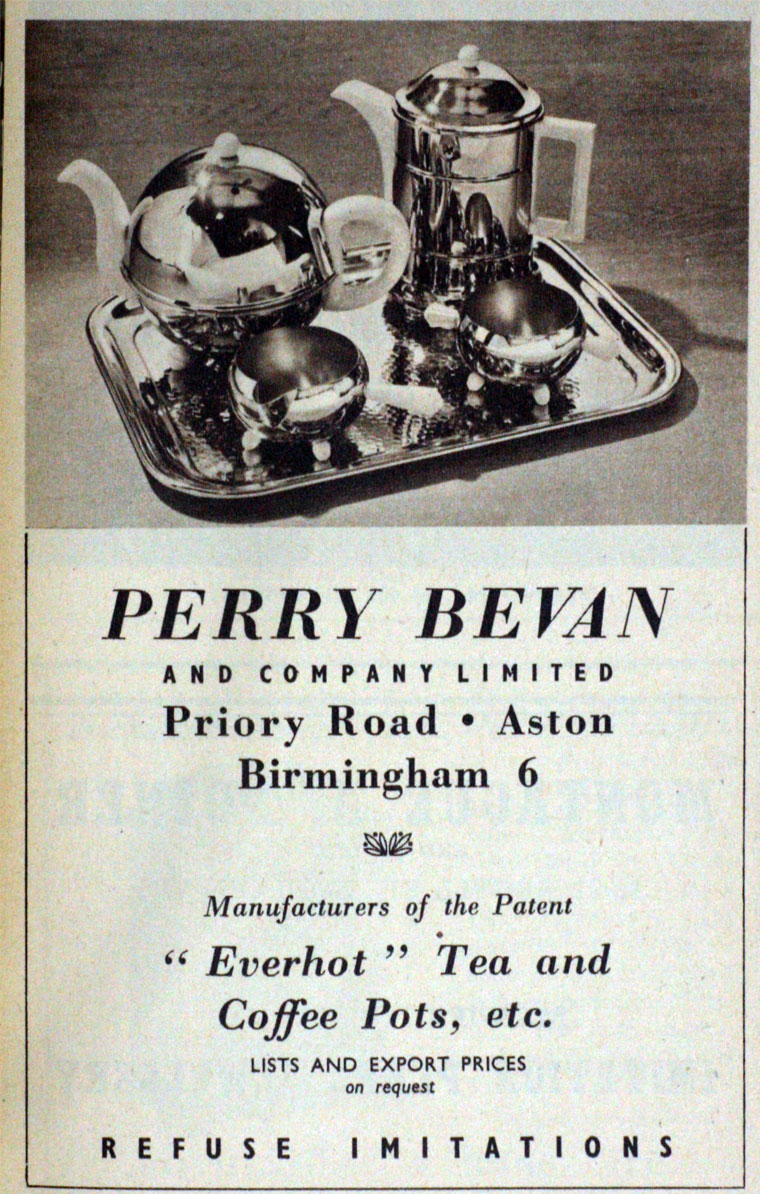 Perry bevan and co for Perry cr309 s manuale