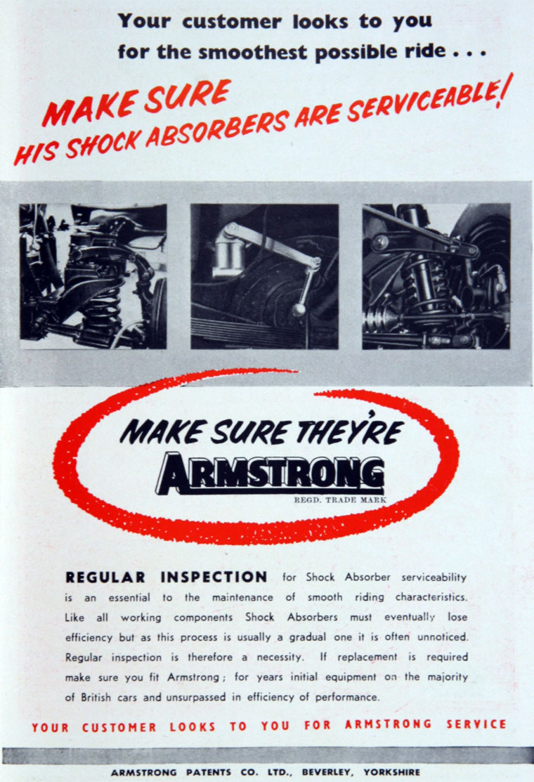 Armstrong Patents Co
