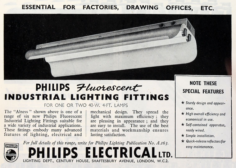 Philips Electrical - Graces Guide