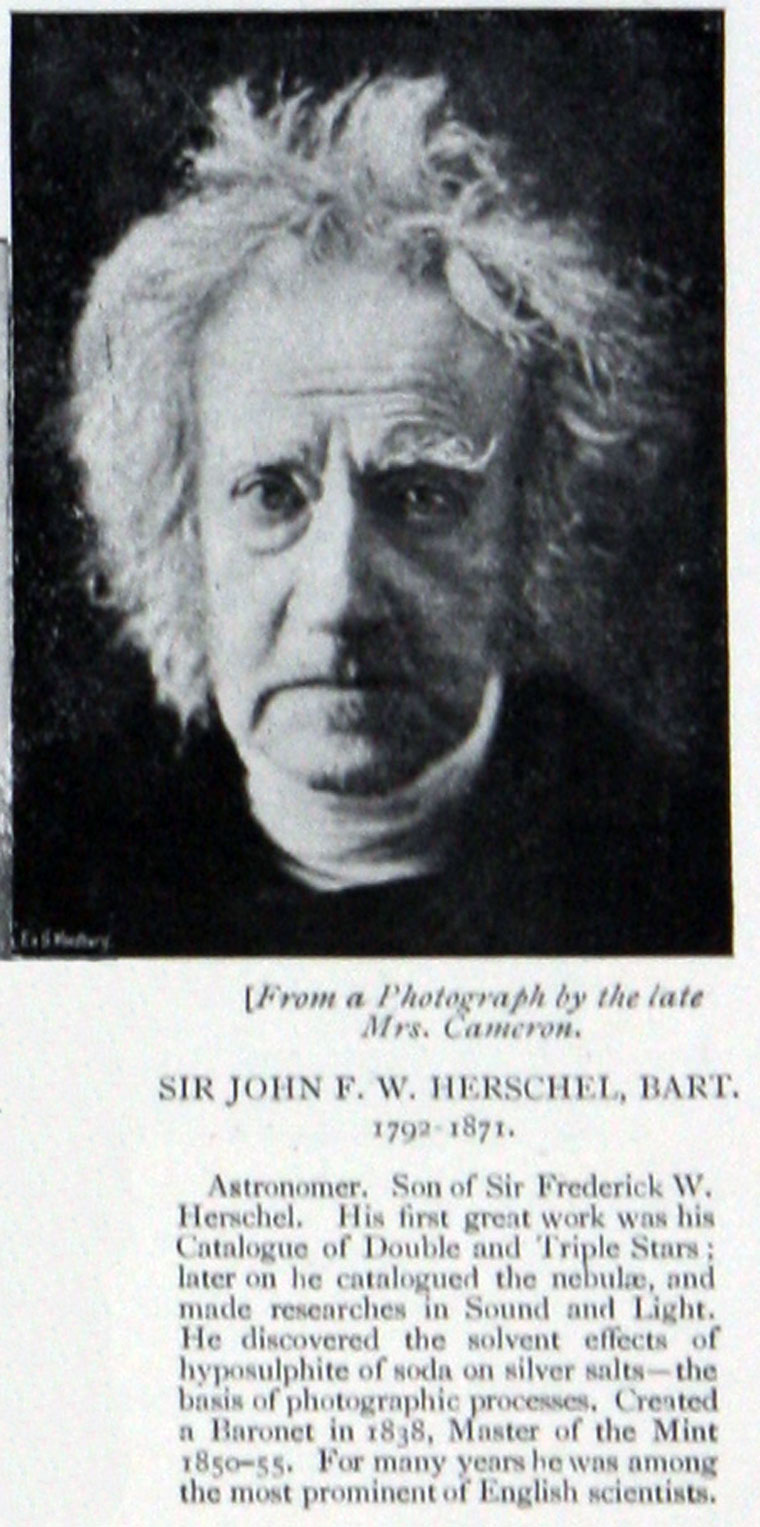 a biography of the astronomer sir william herschel Meanwhile, however, he was devoting all his spare time to the study of astronomy and the making of telescopes holden, sir william herschel's life and works, 1881.