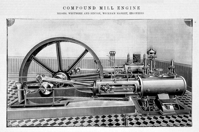 Steam Donkey Engine Plans