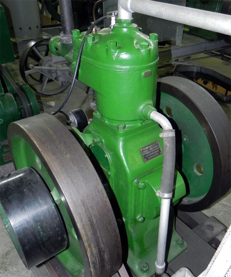 wolseley  small engines