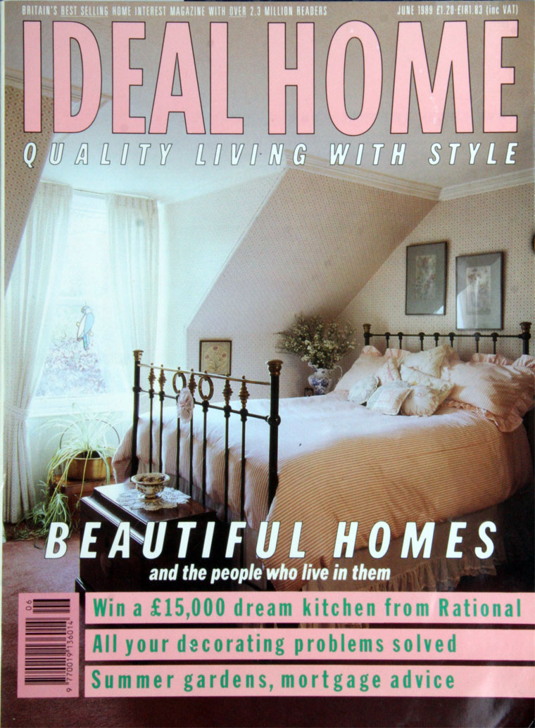 Smc Library Magazines Ideal Home Magazine