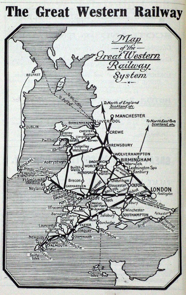 Great Western Railway Graces Guide