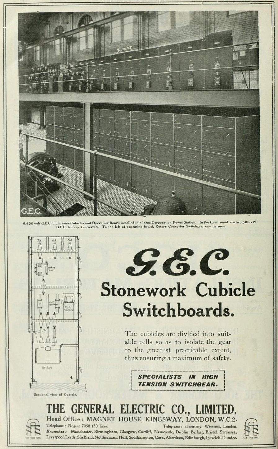 File:General Electric Company switchgear 1921.jpg