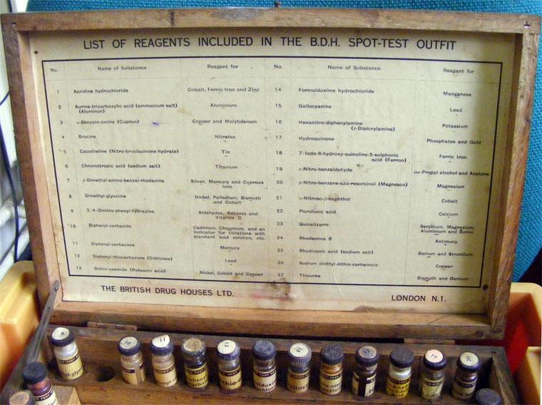 British Drug Houses (BDH) - Graces Guide