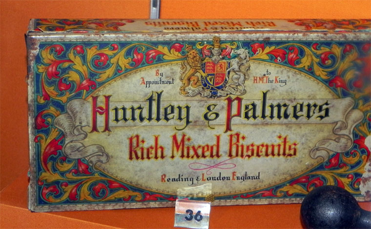 Image result for huntley and palmers biscuits