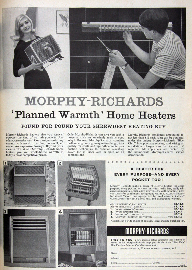 Morphy Richards Graces Guide