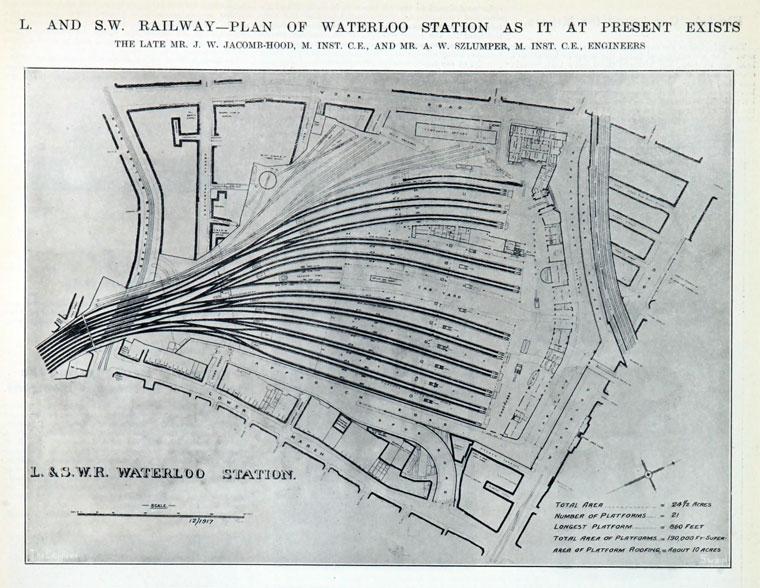 Waterloo Railway Station