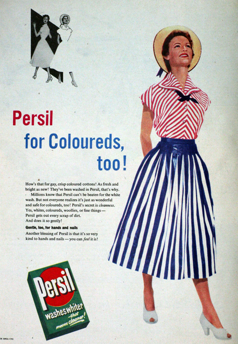 Image result for early persil ads
