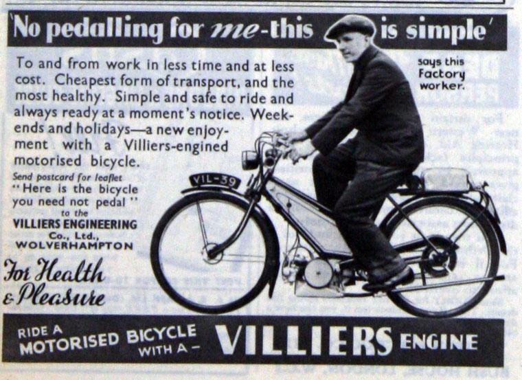Villiers - Graces Guide