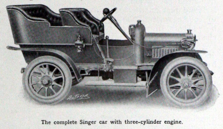 Singer Cars Graces Guide