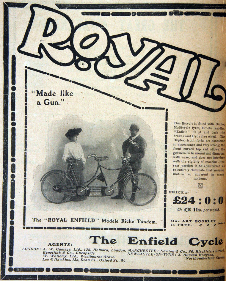 Royal Enfield - Graces Guide