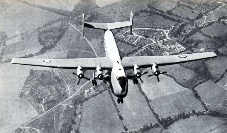 1950 Blackburn Beverley