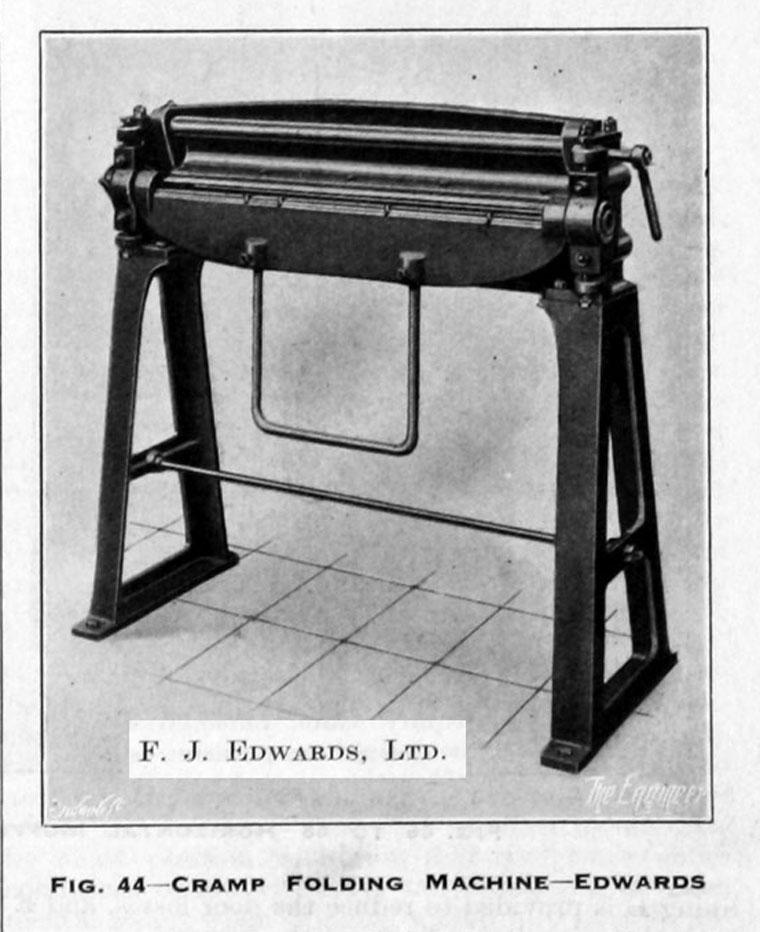 F J Edwards