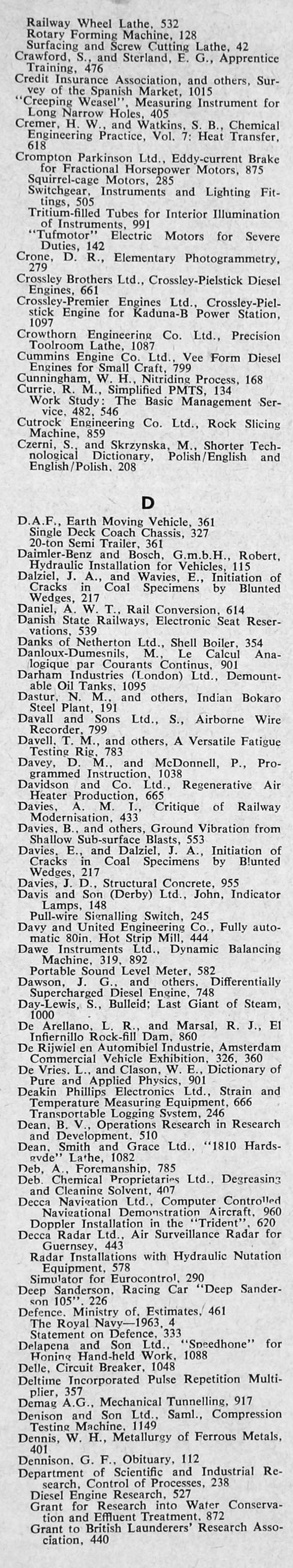 The Engineer 1964 Jan Jun Index Mirror Wiring Diagram 955 671 Dorman