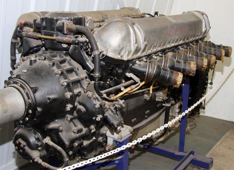 Rolls-Royce Engines: Griffon