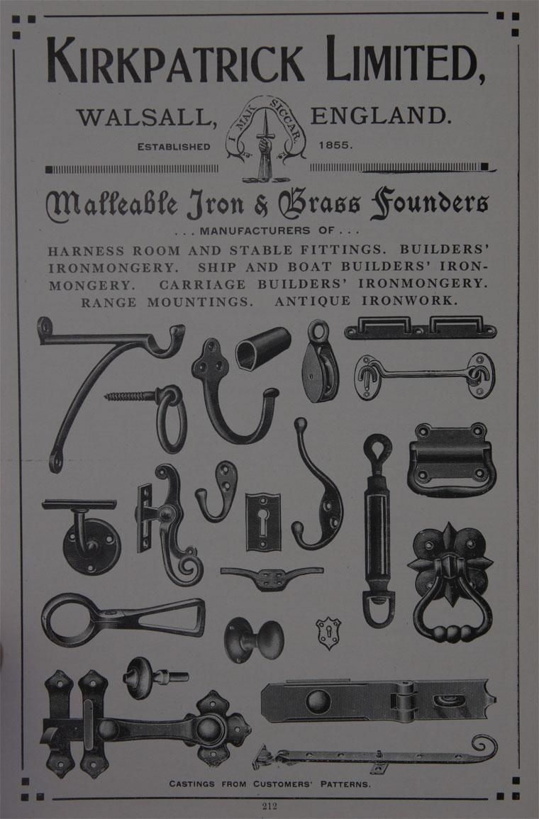 eba54f24d64 Kirkpatrick - Graces Guide