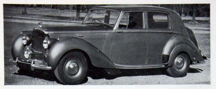 Bentley Mkvi Saloon likewise X furthermore Bentley Mk Vi Dv Aaca moreover  further . on 1948 bentley mark vi