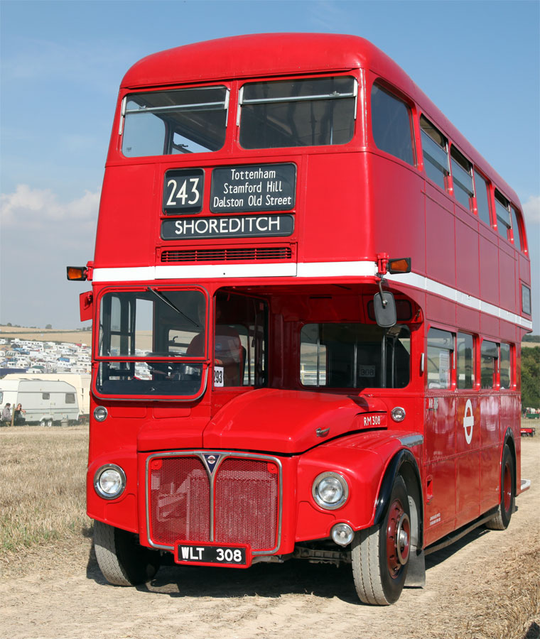 AEC: Routemaster - Graces Guide