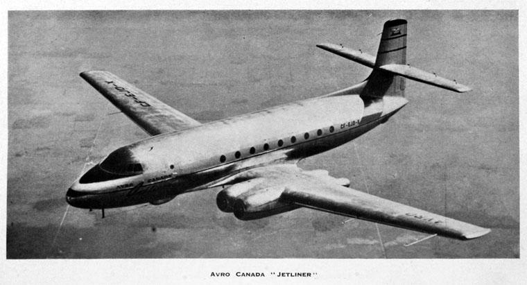 Avro Canada: C102 Jetliner - G...