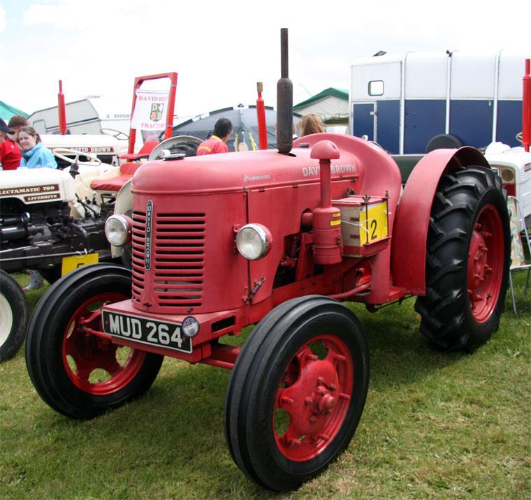 David Brown Cropmaster Manuals on