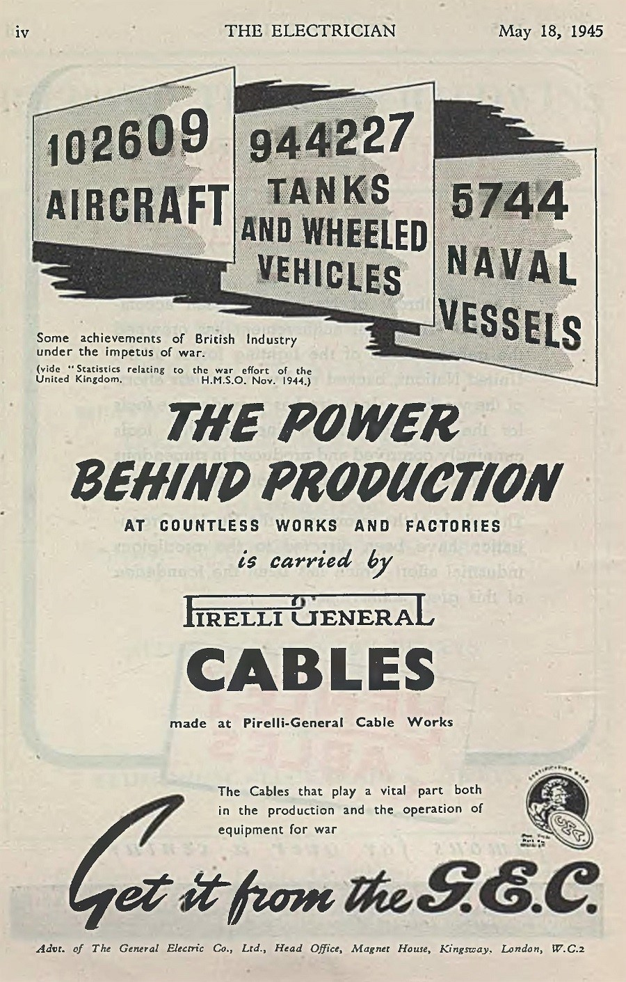 Pirelli-General Cable Works