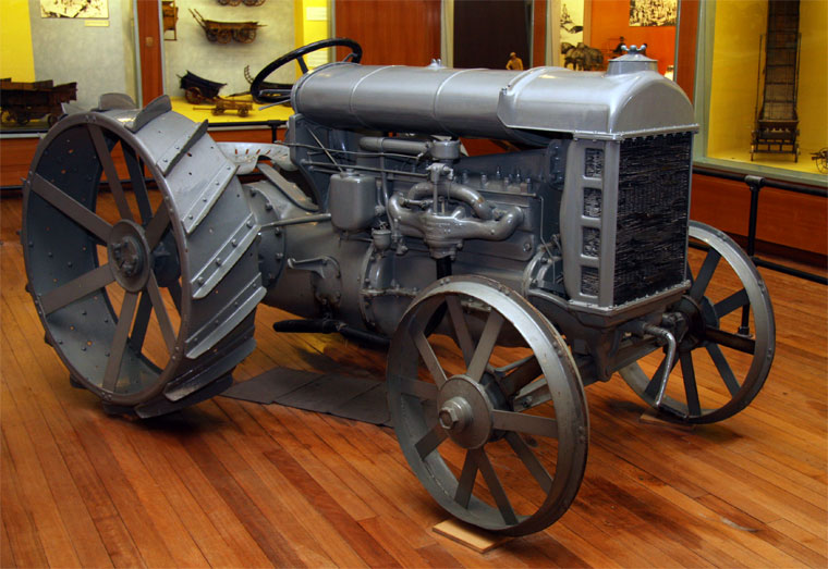 Fordson: Model F - Graces Guide