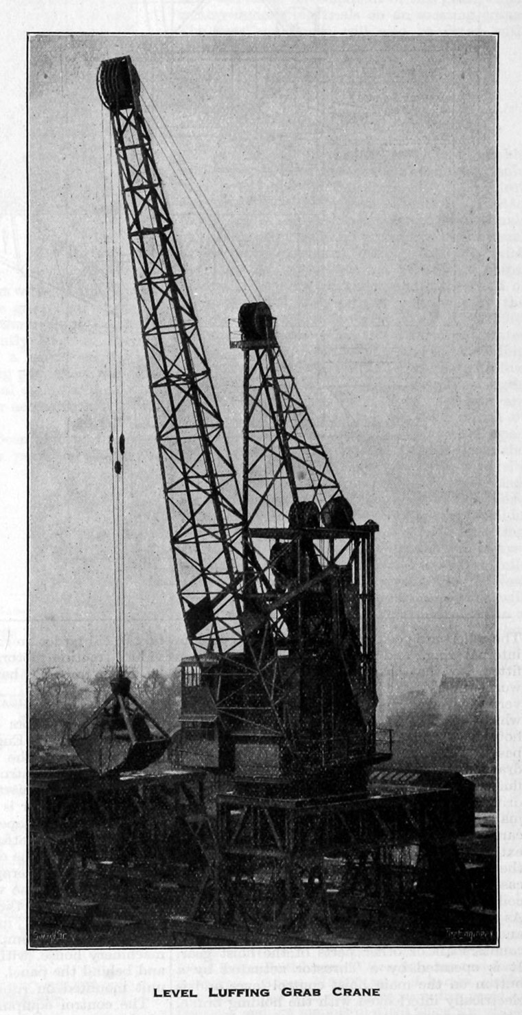 clyde crane  engineering  graces guide