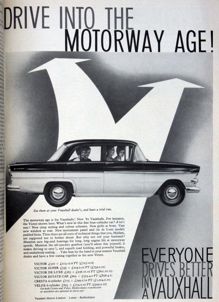 Vauxhall Cars Vx Lightning December 1960