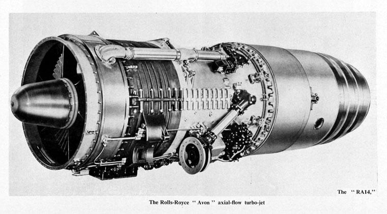 Rolls Royce Avon Rolls Royce Engines Avon Rolls Royce