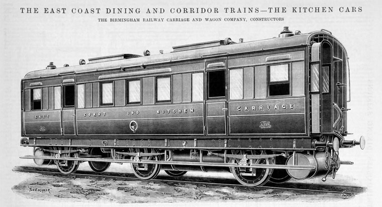 Birmingham Railway Carriage And Wagon Co