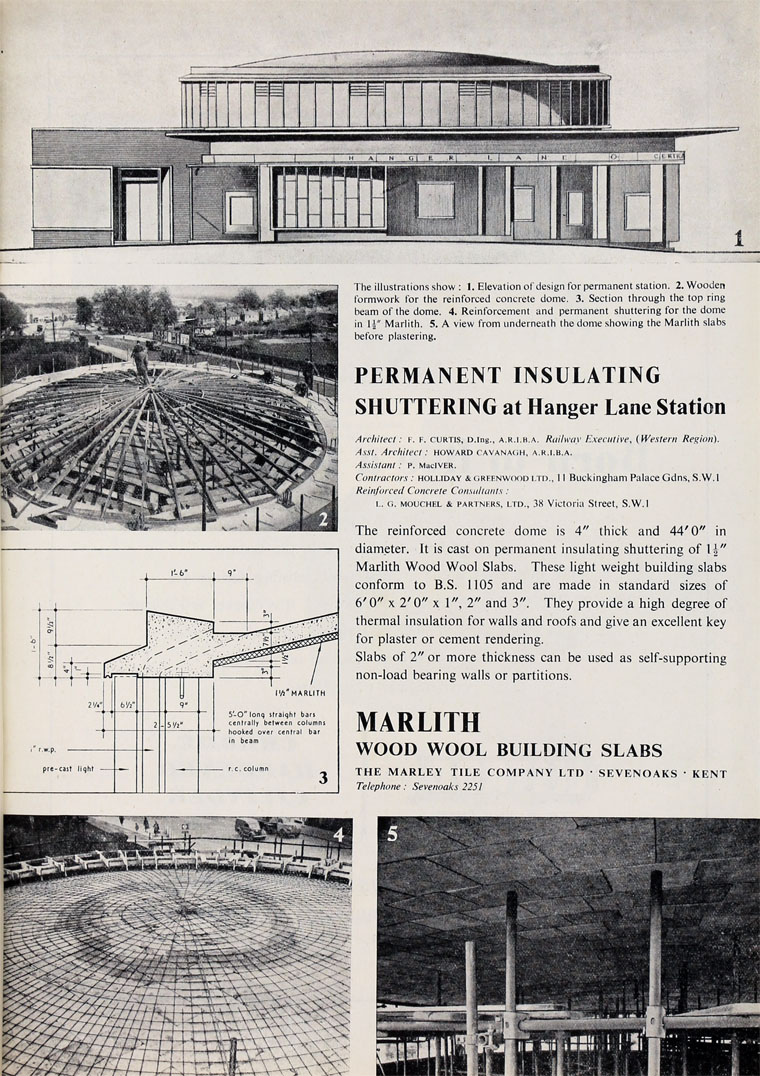 Marley tile co april 1949 dailygadgetfo Gallery
