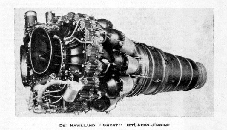 De Havilland: Ghost - Graces G...