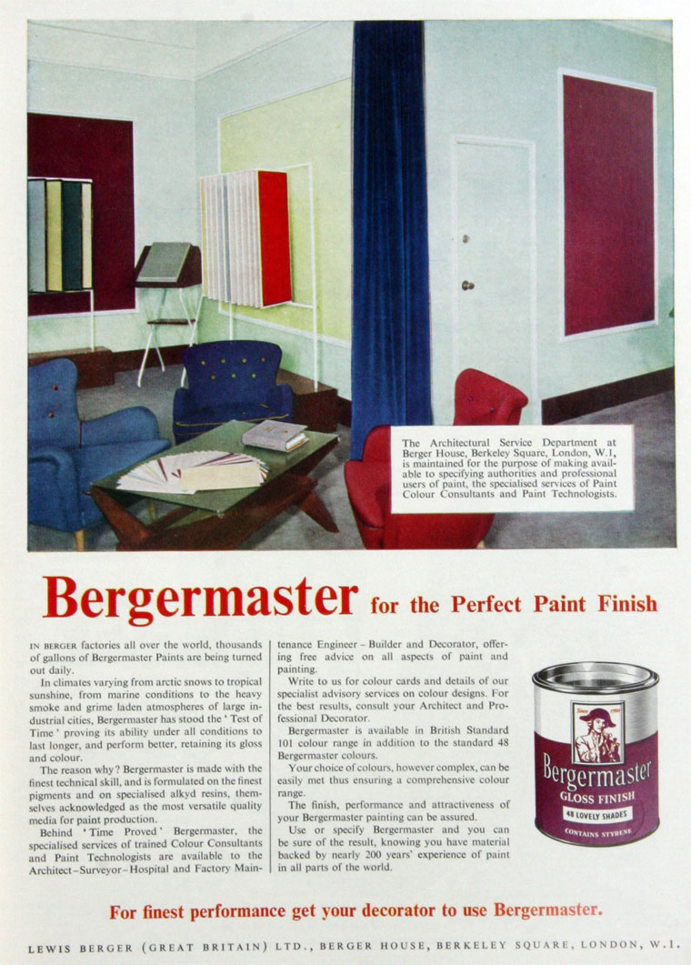 lewis berger home painting
