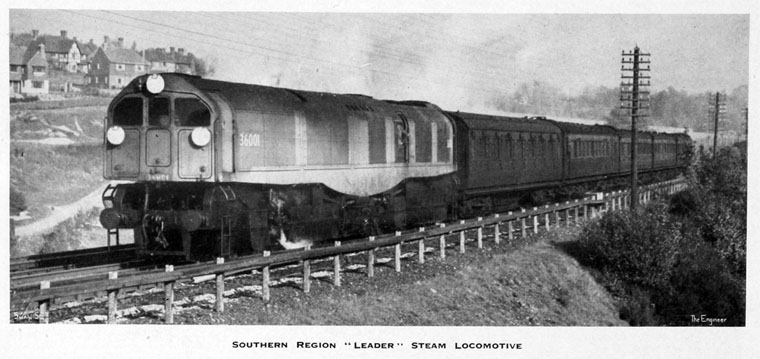 british railways  southern region