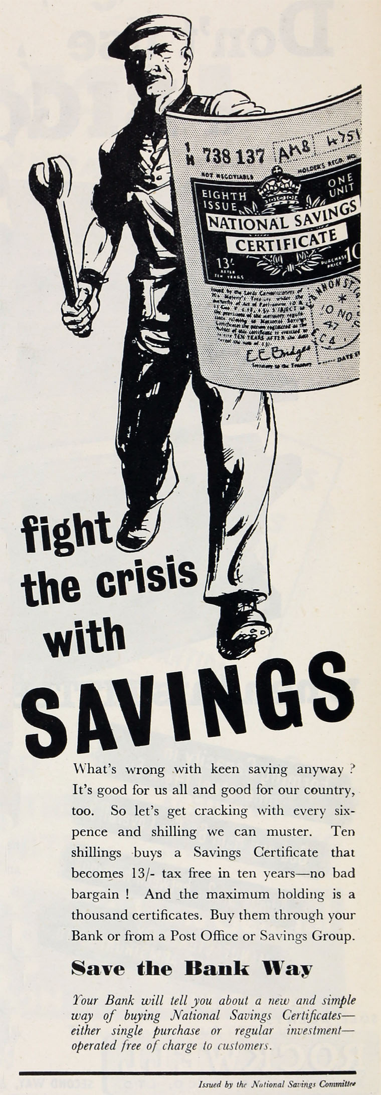National savings committee february 1948 1betcityfo Choice Image