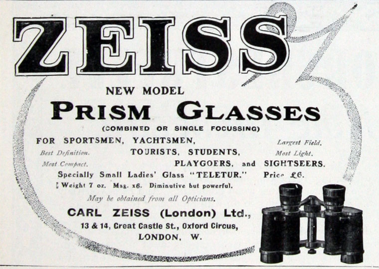 Carl Zeiss - Graces Guide
