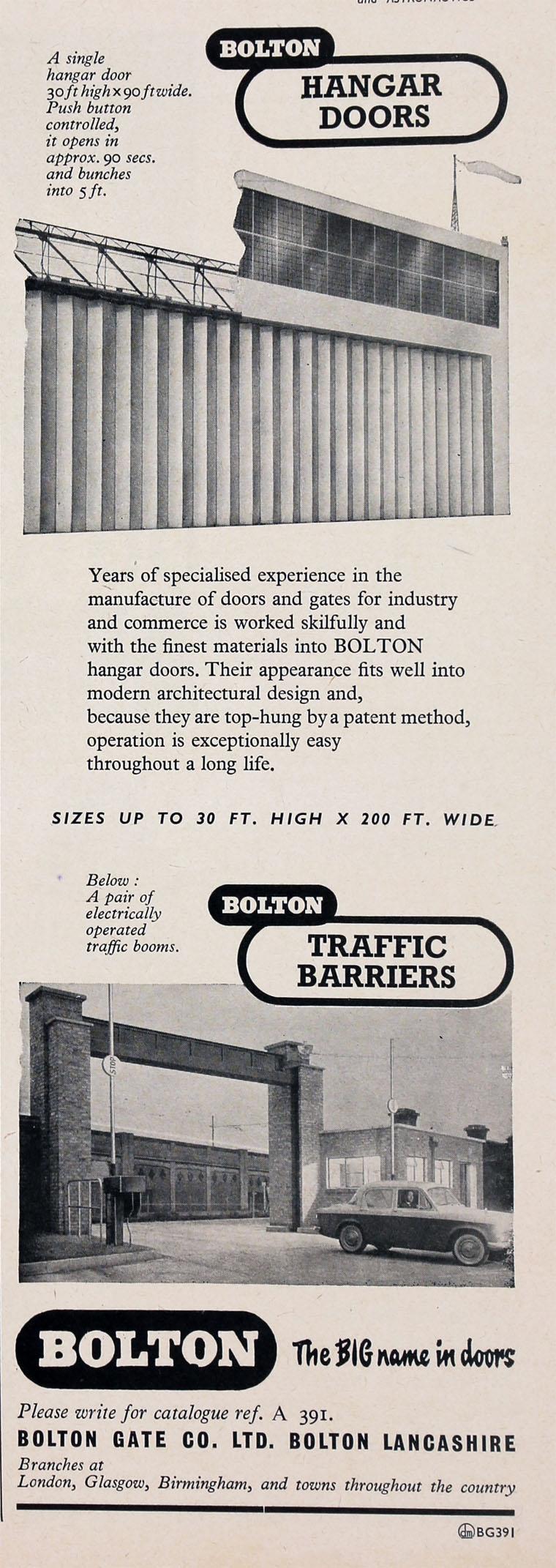 July 1961.  sc 1 st  Graces Guide & Bolton Gate Co