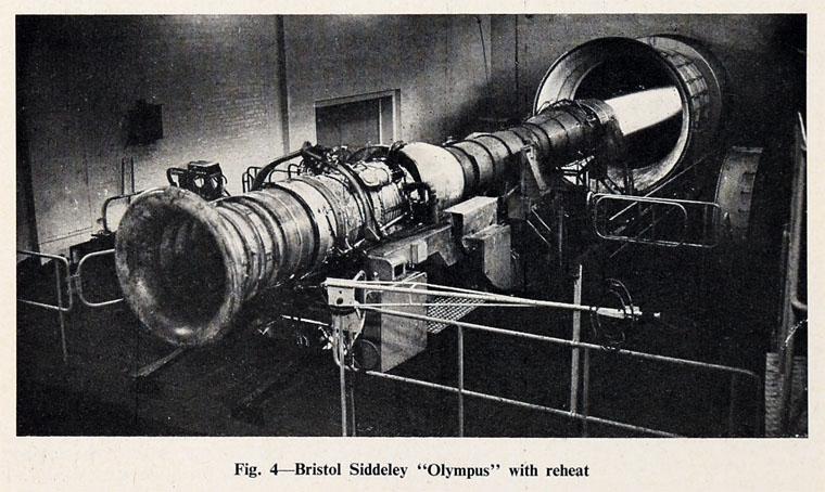 Rolls-Royce Engines: Olympus - Graces Guide