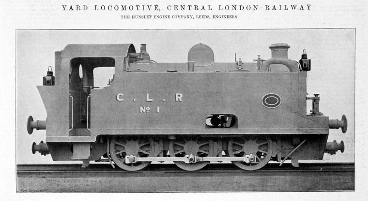 Im1899EnV88 p493 - Central Line: beyond Caxton Road #2