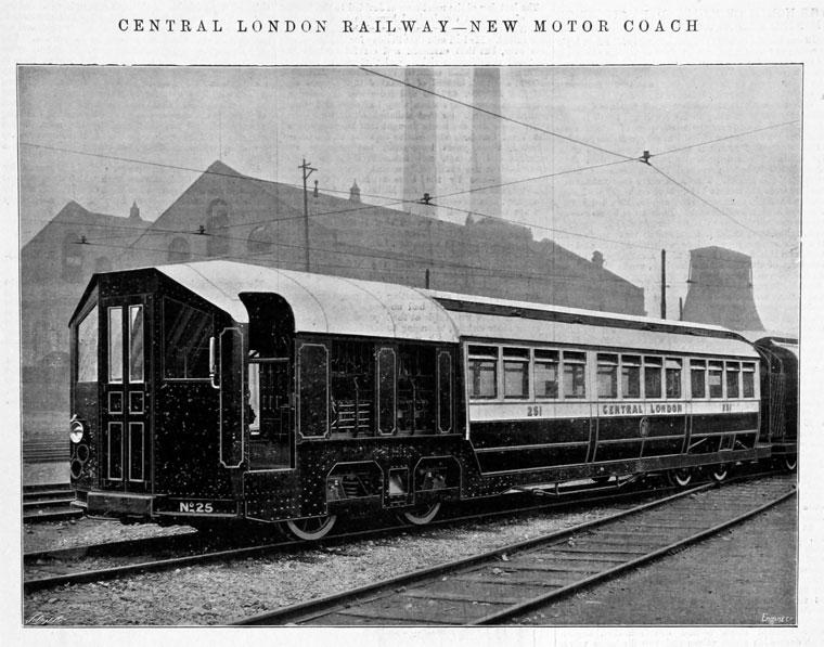 Im1903EnV96 p019 - Central Line: beyond Caxton Road #2