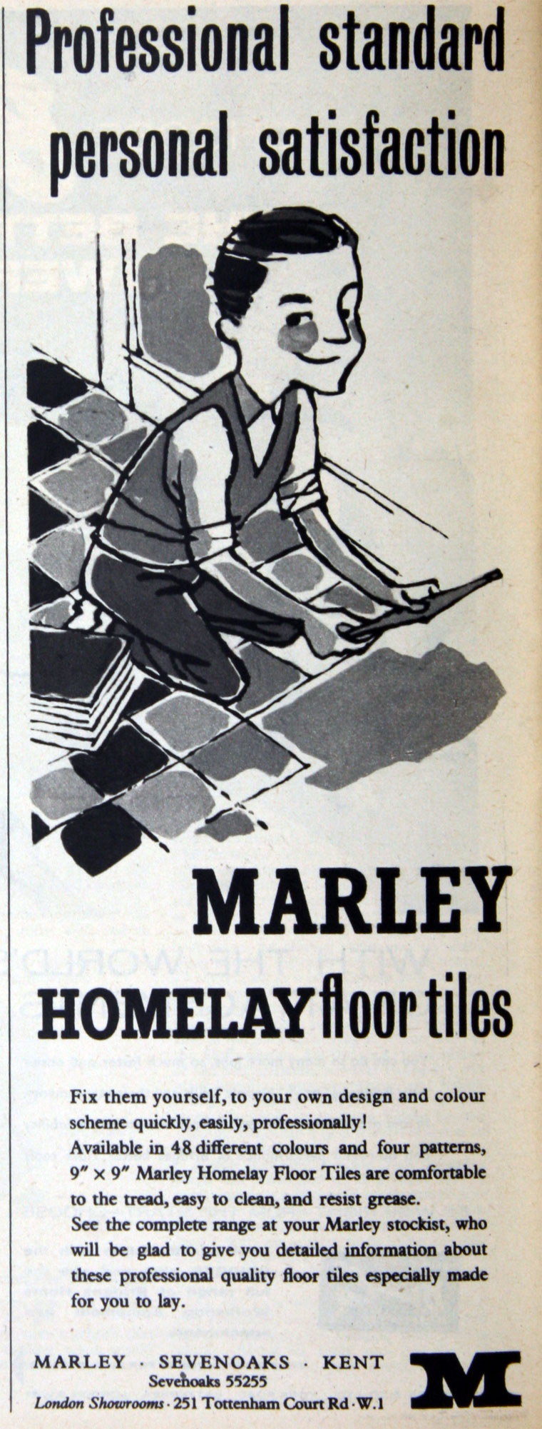 Marley tile co may 1960 dailygadgetfo Gallery