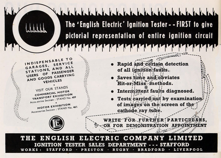English Electric Co