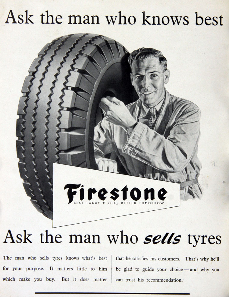 firestone tyre and rubber co The general tire & rubber company v the firestone type and rubber company limited and others citation(s): [1972] rpc 457 per sachs lj  a typical chief compounder and a typical scientific adviser as found in the organisations of any company manufacturing tyres on a large scale.